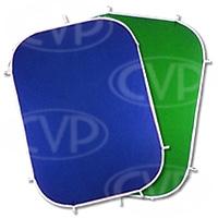 Photoflex BG-Flexdrop2 Collapsible 210x150cm Reversible Blue / Green Chromakey Background