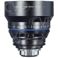 Zeiss (1847-316) 50mm Makro T/2.1 T* Compact Prime CP.2 Lens (PL Fit / Imperial Scale)