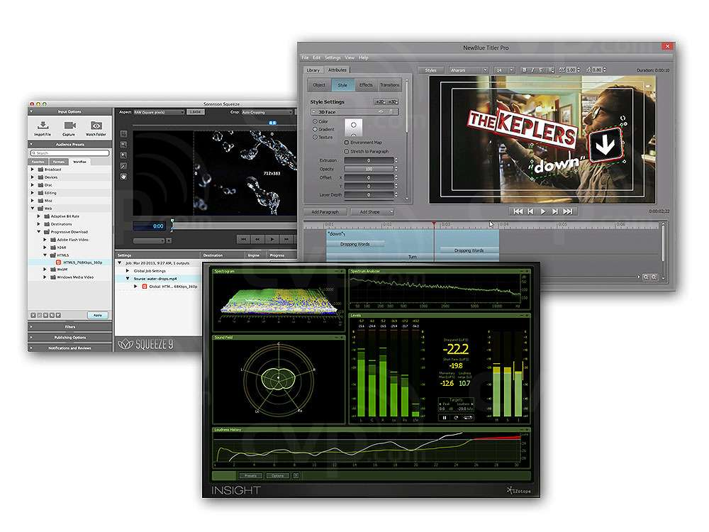 Media Composer 8 | Production Pack - Adds Production Pack