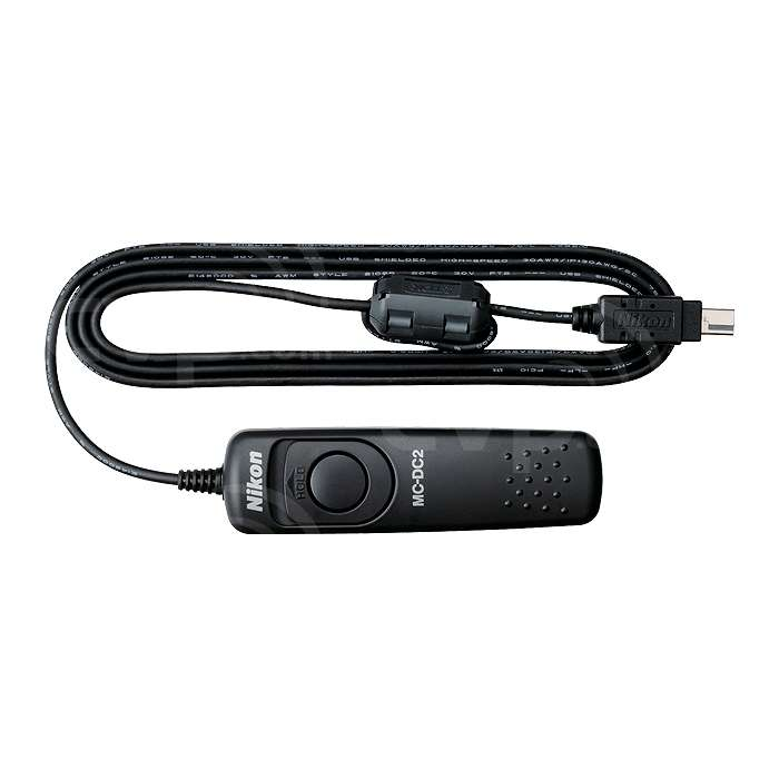 Nikon (VDR00101) MC-DC2 Remote Release Cord for D90/D5000