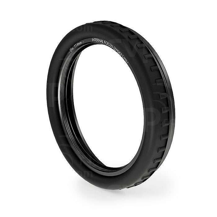 Arri K2.47190.0 R2 138mm Filter Ring for 143mm back - 114mm wide-angle internal focus lenses only - compatible with master prime lenses