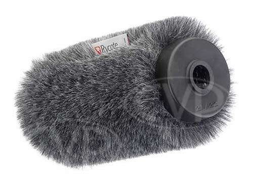 Rycote 034322 10cm Short Hair Softie (medium hole) Windshield