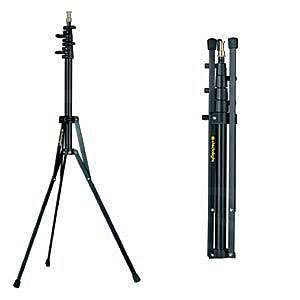 Dedolight DST compact lightweight collapsible lighting stand for DLH4