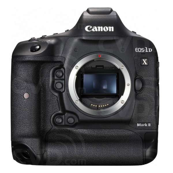 Canon EOS-1D X Mark II 20.2MP Full-Frame Professional Digital SLR