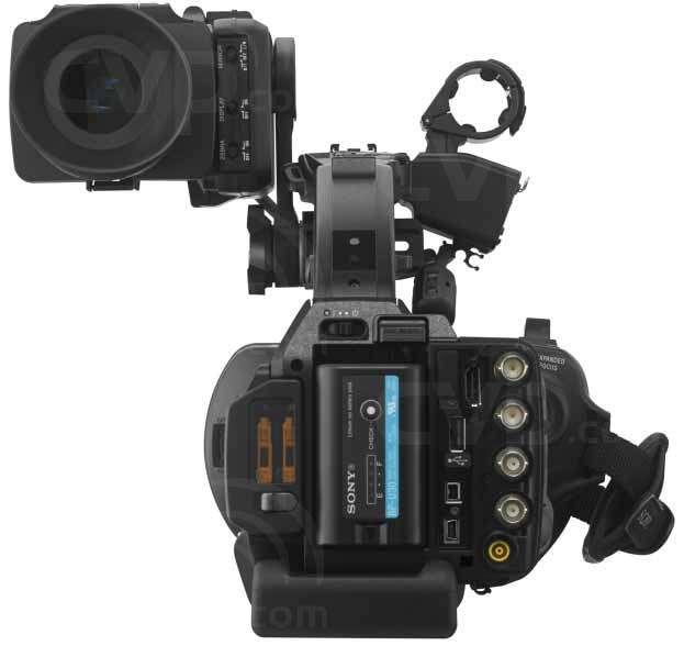 Sony PMW-300K2 (PMW-300,PMW300,PMW300K2,PMW-300K2//U ) Full HD 3x 1/2inch CMOS Sensor