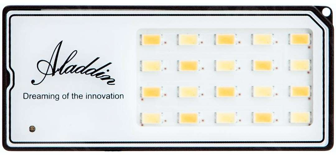Aladdin AMS-02T/D (AMS02TD) Eye Lite LED Bi-Colour Battery or Mains