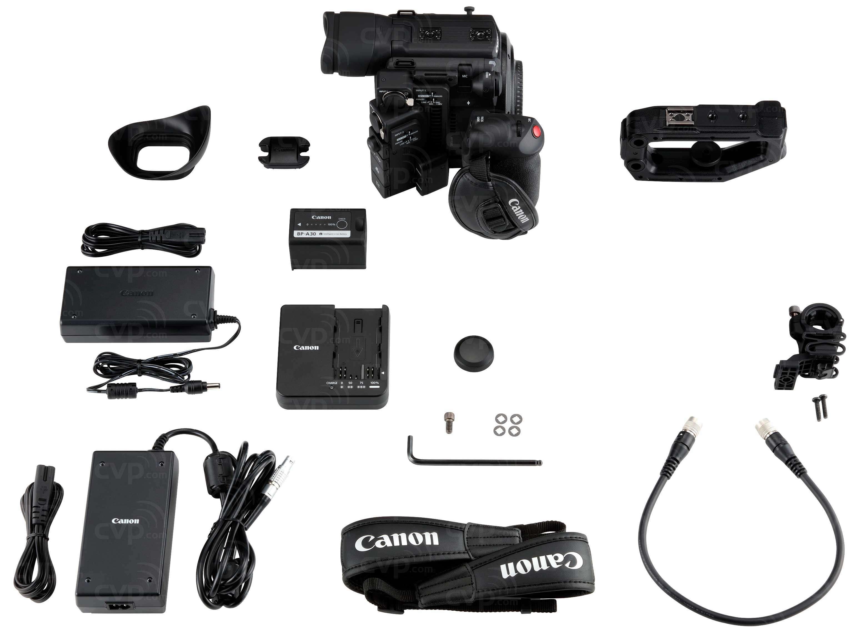 Canon Cinema EOS C200 EF Super 35mm 4K Digital Cinematography