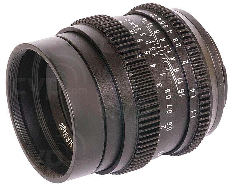SLR Magic 50mm F1.1 - Sony E - SLR-5011FE