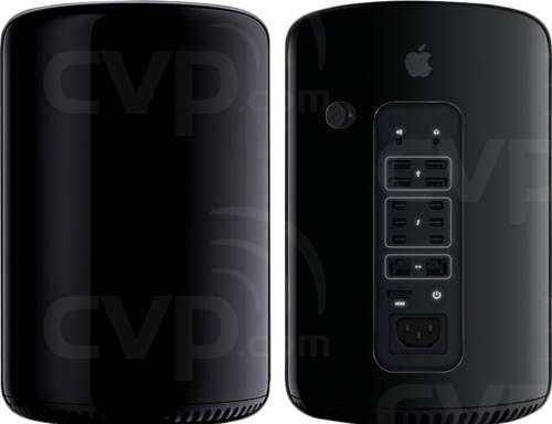 Apple Mac Pro - CPU 2.7GHz 12-Core Intel Xeon E5