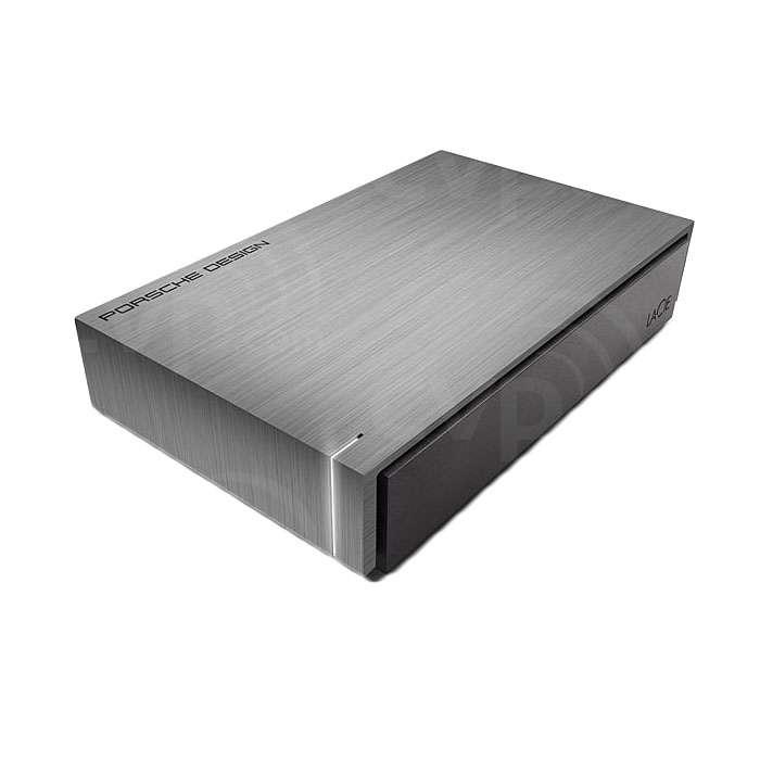 LaCie Porsche Design Desktop Drive 5TB / USB 3.0 (p/n