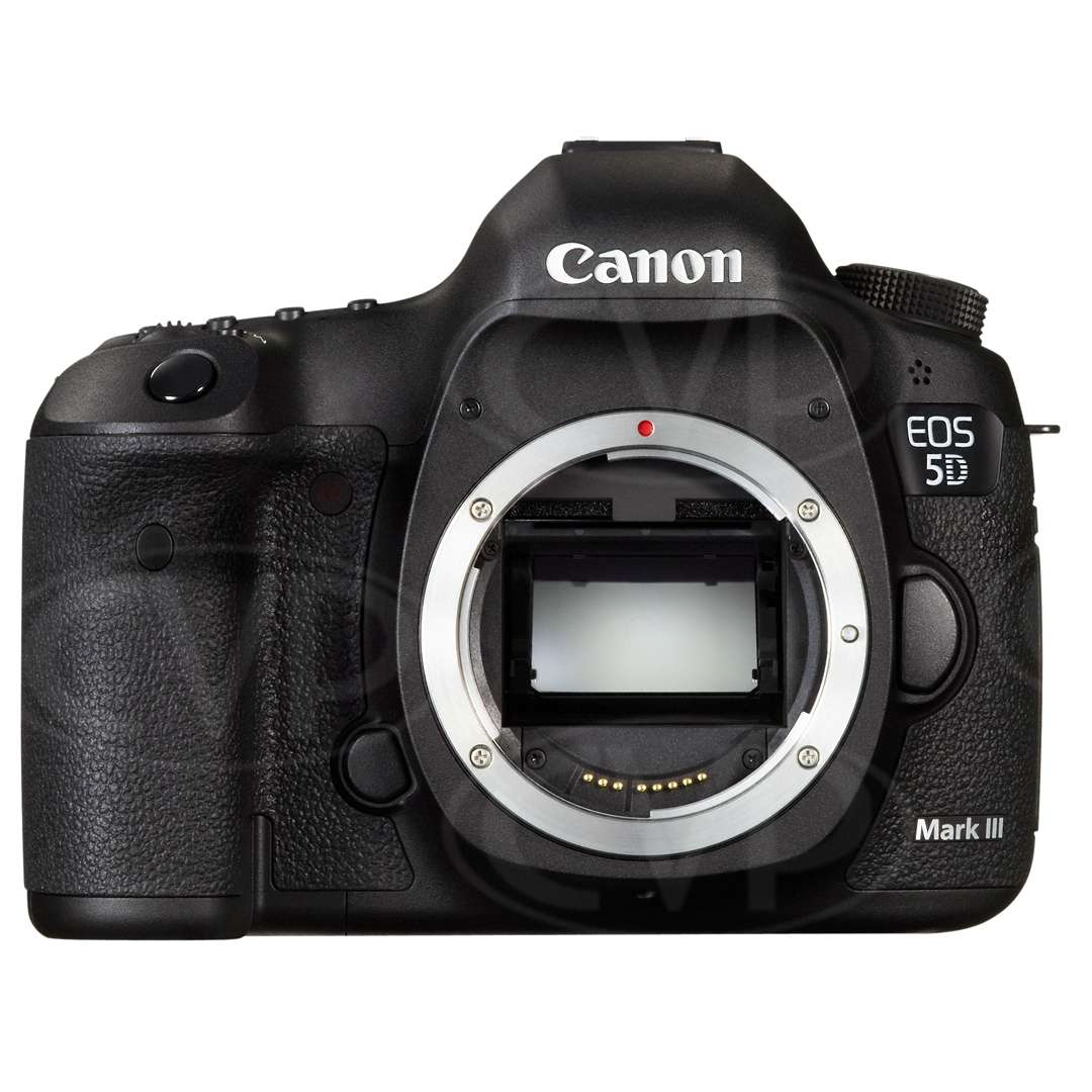 Canon EOS 5D Mark III (Mark 3, 5D, MK3, MkIII) 22.3MP full frame digital SLR camera