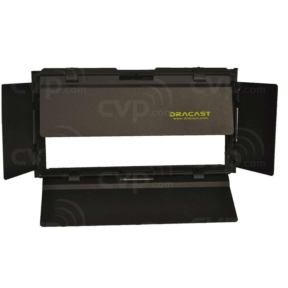 Dracast Barndoors for LED500 Pro Spot LED Light (BD500)
