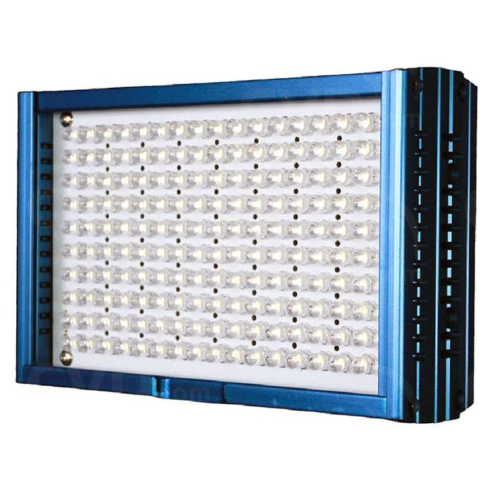 Dracast LED160A On-Camera Video Light (Aluminium Version) - Available in