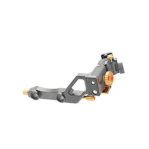 Bright Tangerine VIV and VIV 5 Swing Away Kit Includes, Production Swing Away Core, 15mm Lightweight Arm and VIV Dovetail Bracket (p/n B1210.0006)