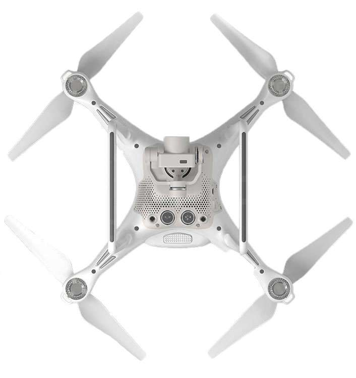 DJI Phantom 4 Quadcopter with a Built-in 4K Camera, Obstacle