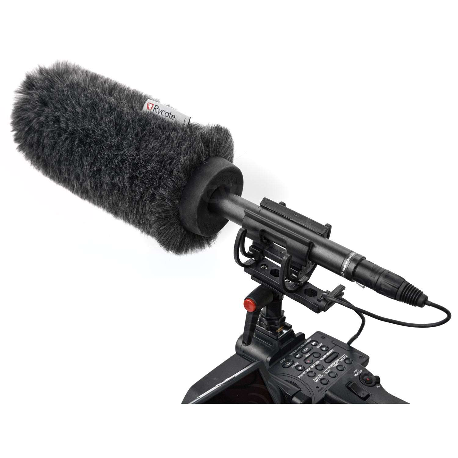 Rycote 033394 Softie Kit for Rode NTG Microphones