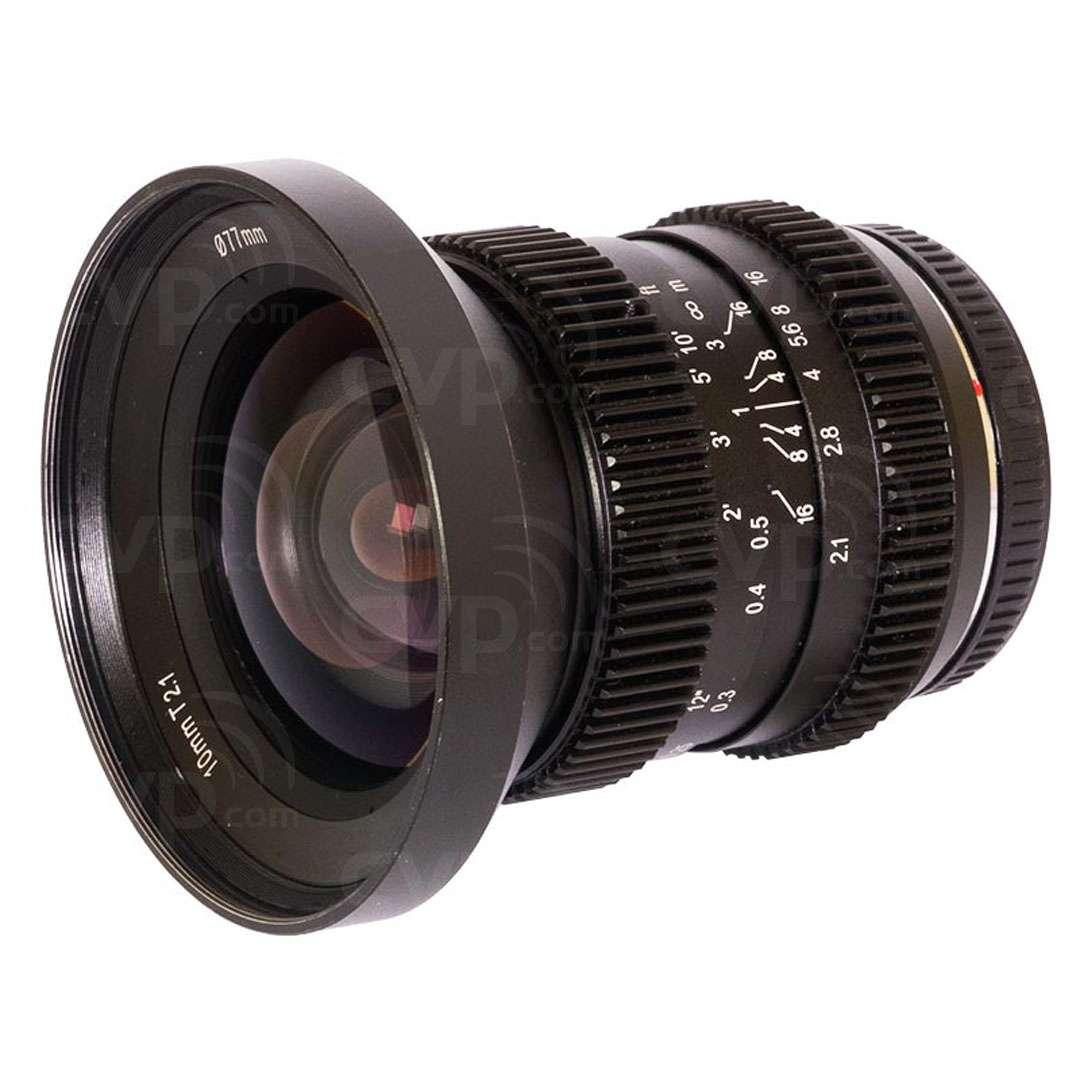 10mm HyperPrime Cine T2.1 Lens10mm HyperPrime Cine T2.1 Lens