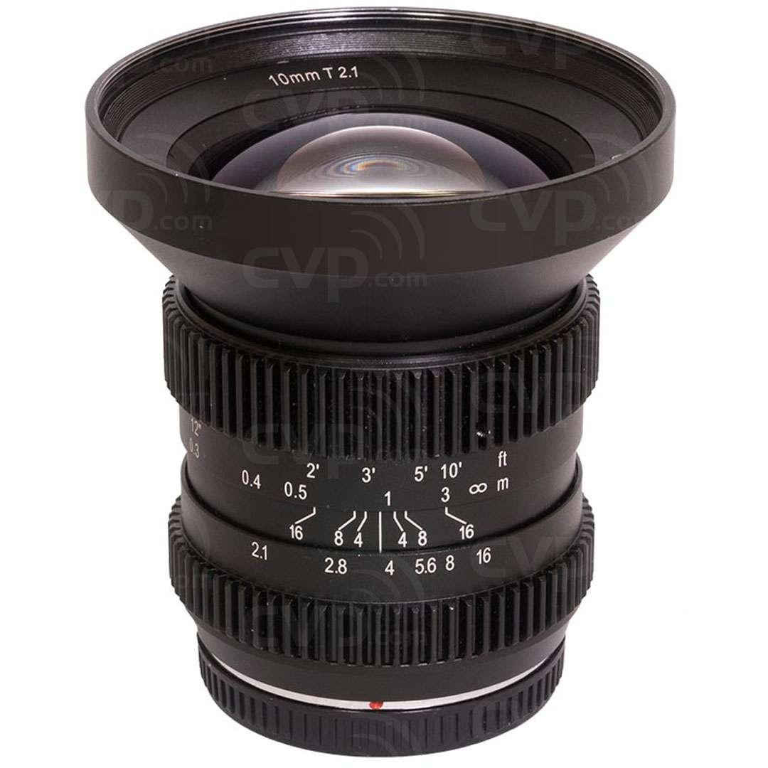 10mm HyperPrime Cine T2.1 Lens