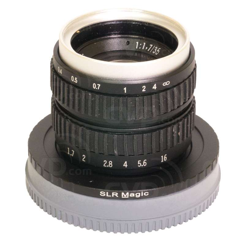 SLR Magic 35mm f1.7 LensSLR Magic 35mm f1.7 Lens