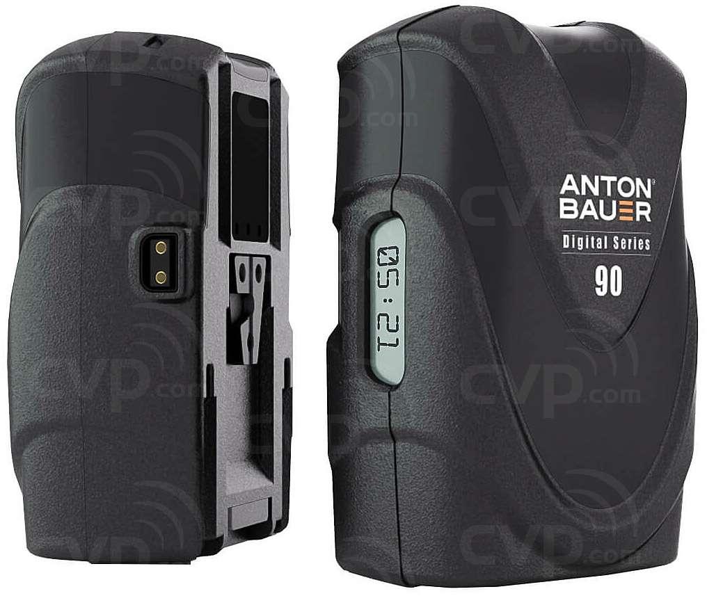 Anton Bauer V90 (V-90) Digital V-Mount Li-Ion 14.4v 90Wh Battery