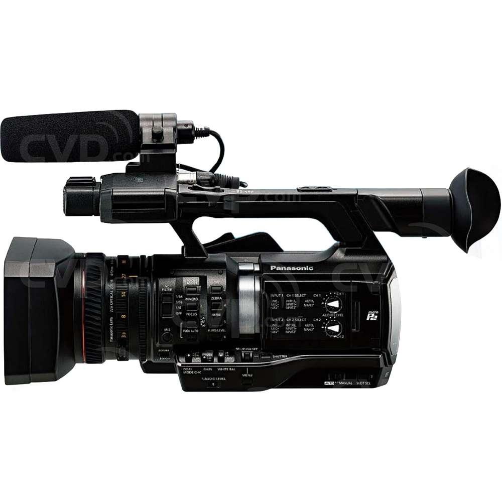 Panasonic AJ-PX270EJ (AJPX270/EJ) Full HD Handheld Video Camera with an
