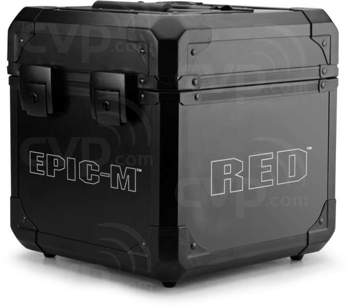 RED EPIC-M Case