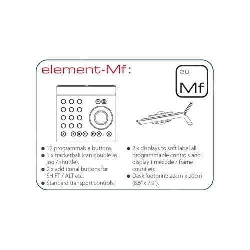 Tangent Devices Bundle of Element Tk, Mf, Kb & Bt
