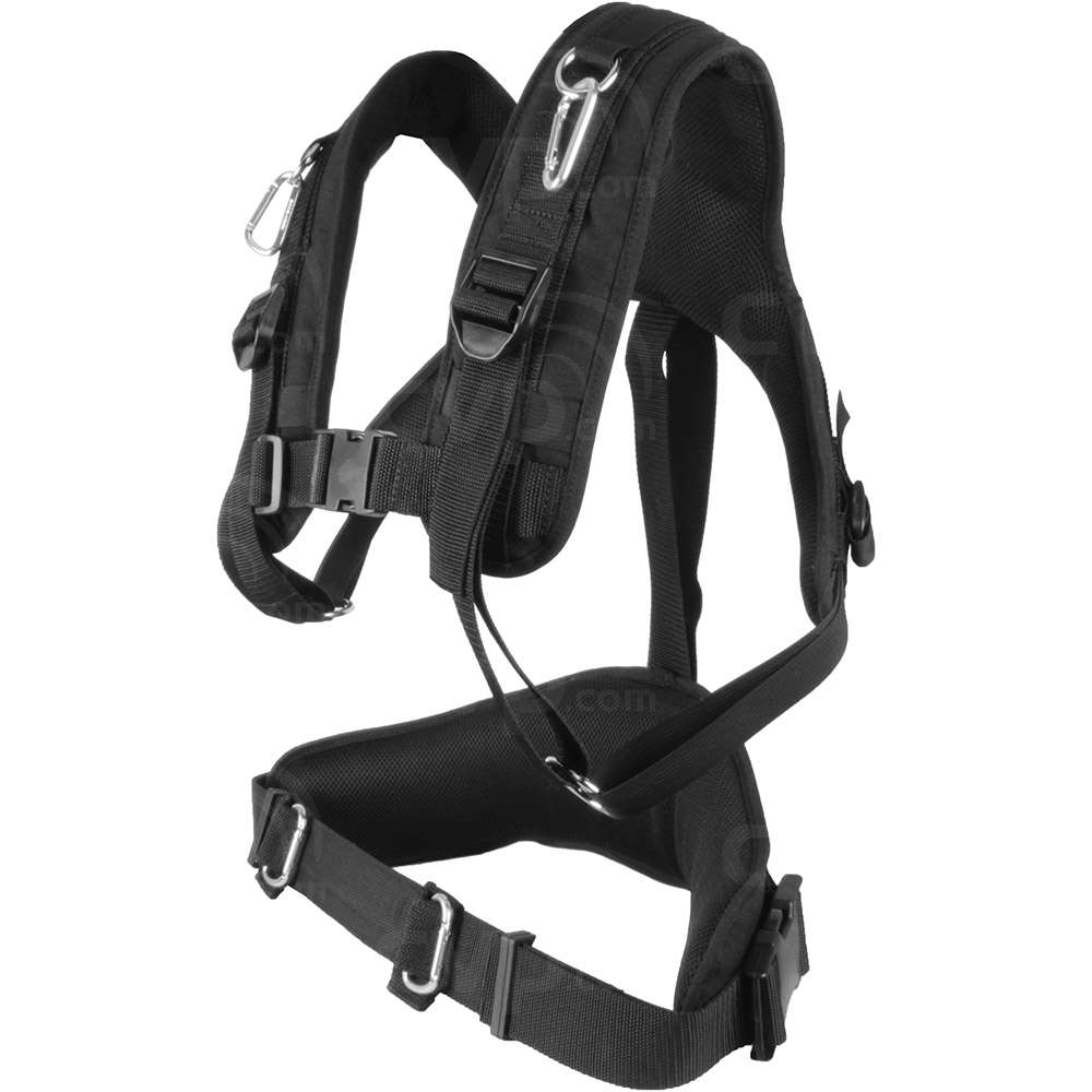 Portabrace AH-3HD (AH3HD) Light Weight Harness for Heavy Portable Audio