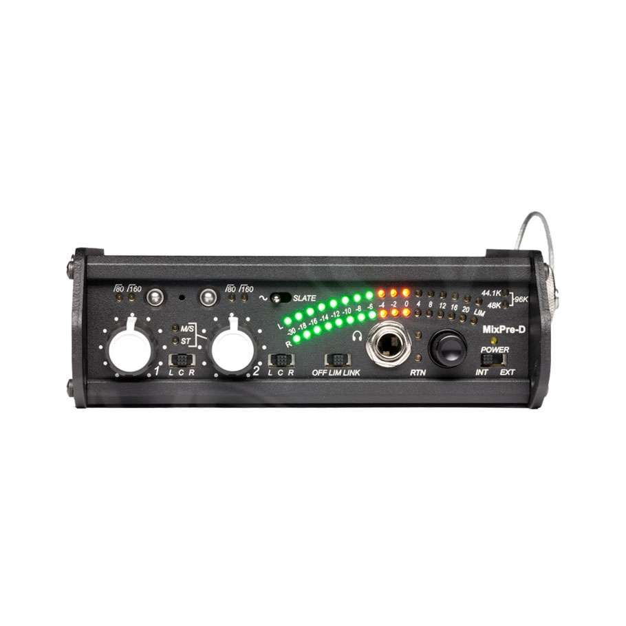 Sound Devices MixPre-D- Two-Channel Compact Field Mixer