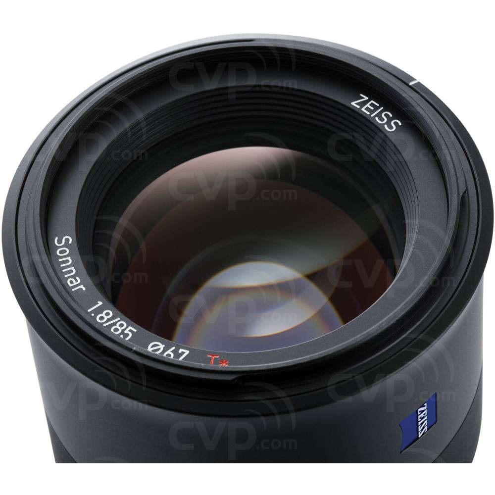 Zeiss Batis 85mm f/1.8 Optical Image Stabilized Lens for Sony