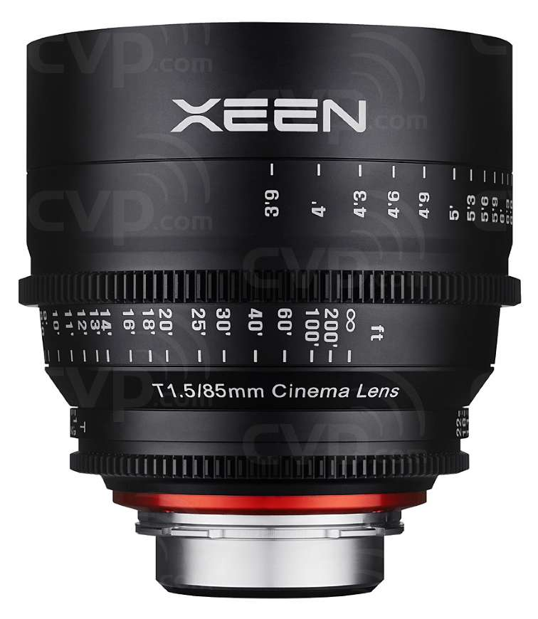 Samyang XEEN 85mm T1.5 Cine Lens for PL Mount