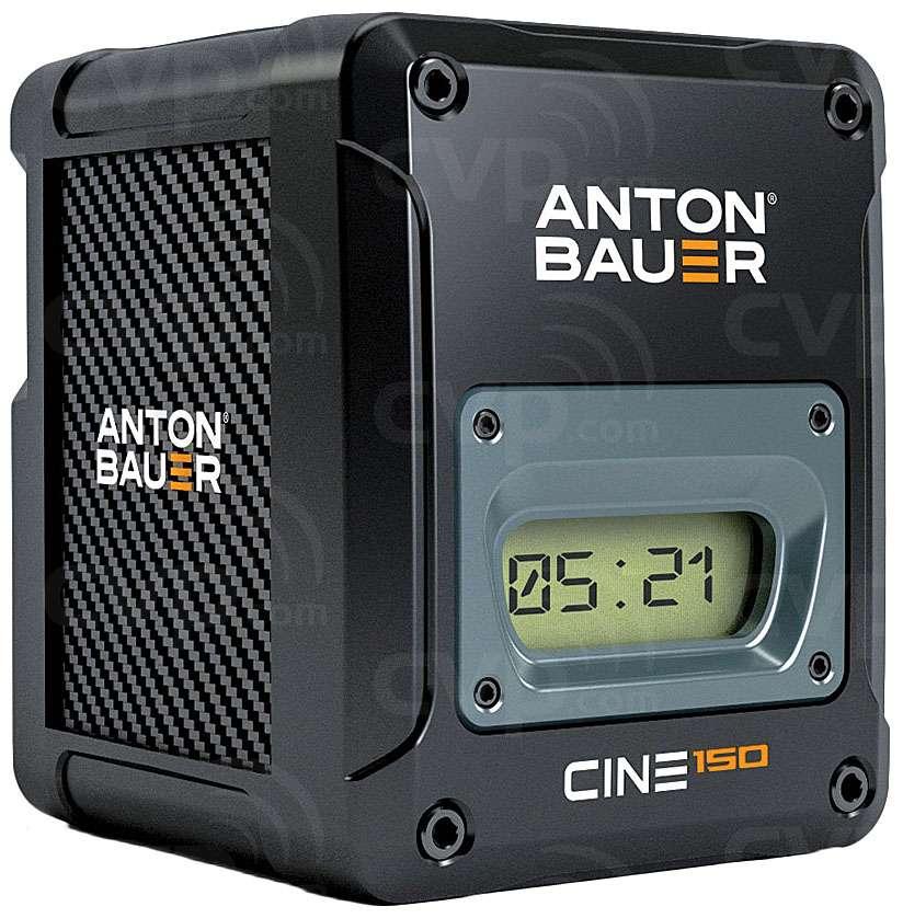 Anton Bauer Cine 150 VM (V-Mount) Battery 14.4V 150WH (p/n