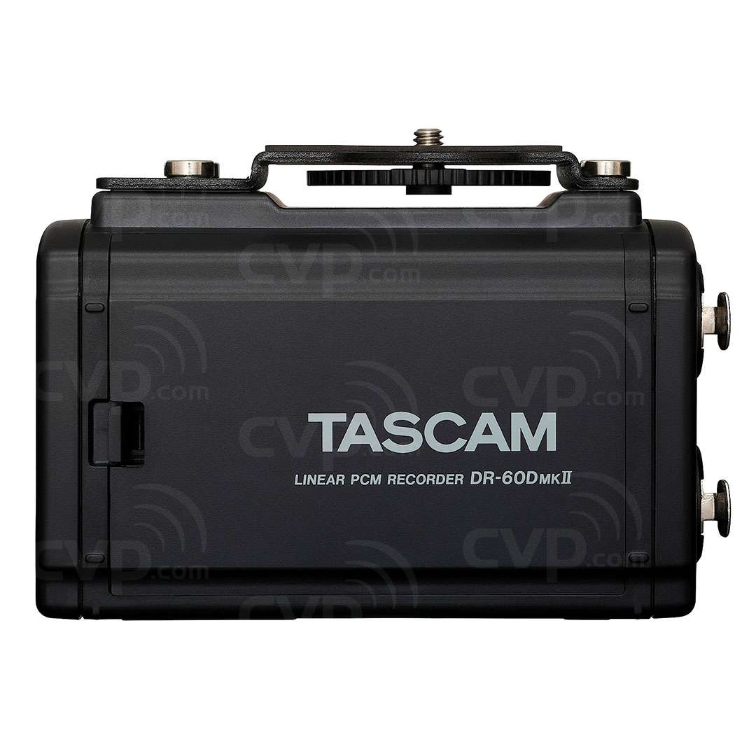 Front View Tascam DR-60D MkII