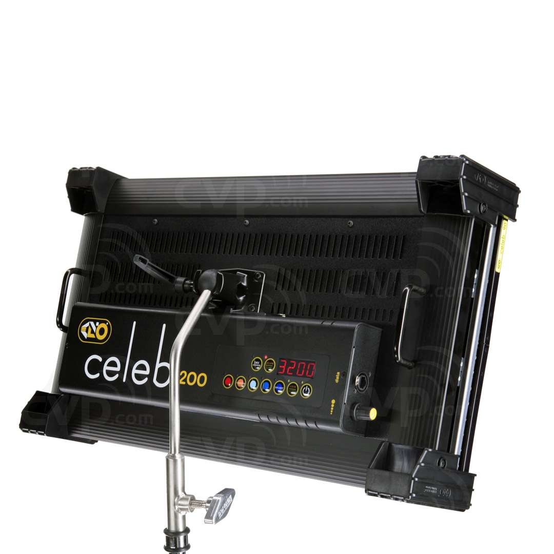 Kino-Flo KIT-C2-230U (KITC2230U) Celeb 200 DMX Center Mount Kit, 230U