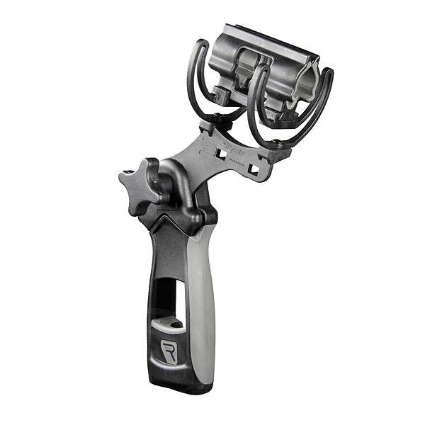 Rycote InVision Softie Lyre Mount with Pistol Grip (p/n 033702)