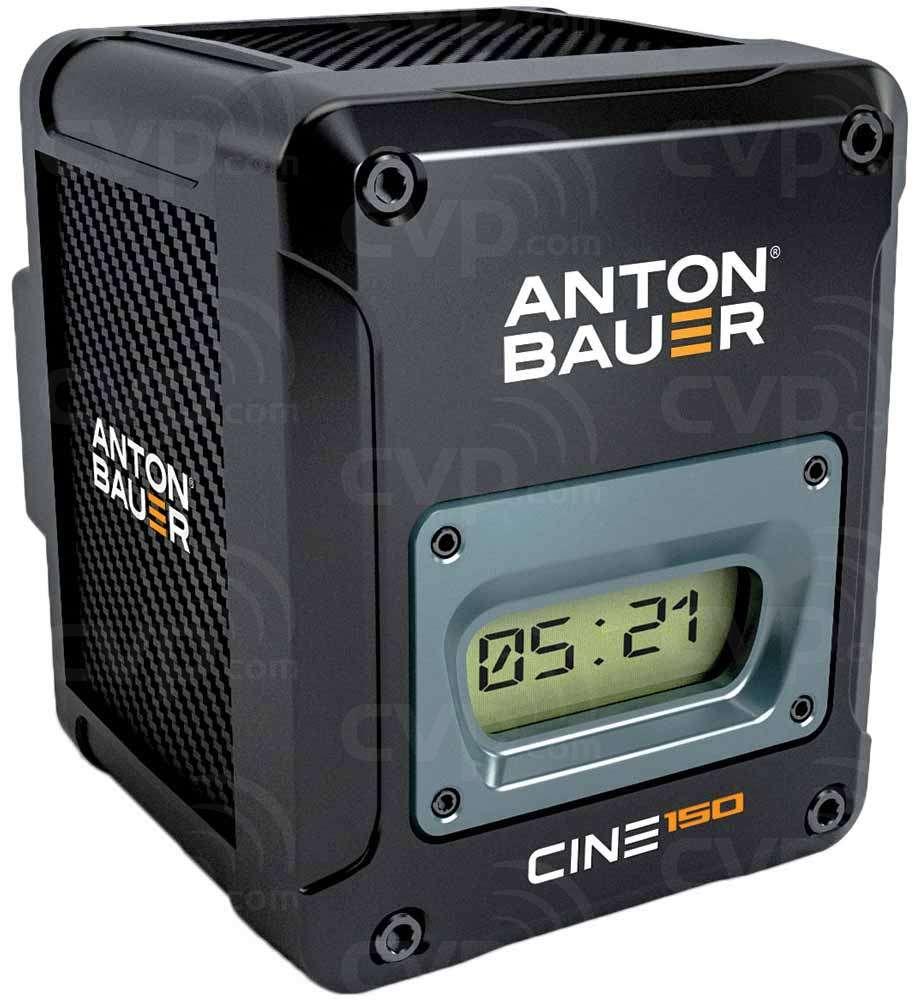 Anton Bauer Cine 150 GM (Gold Mount) Battery 14.4v 150WH