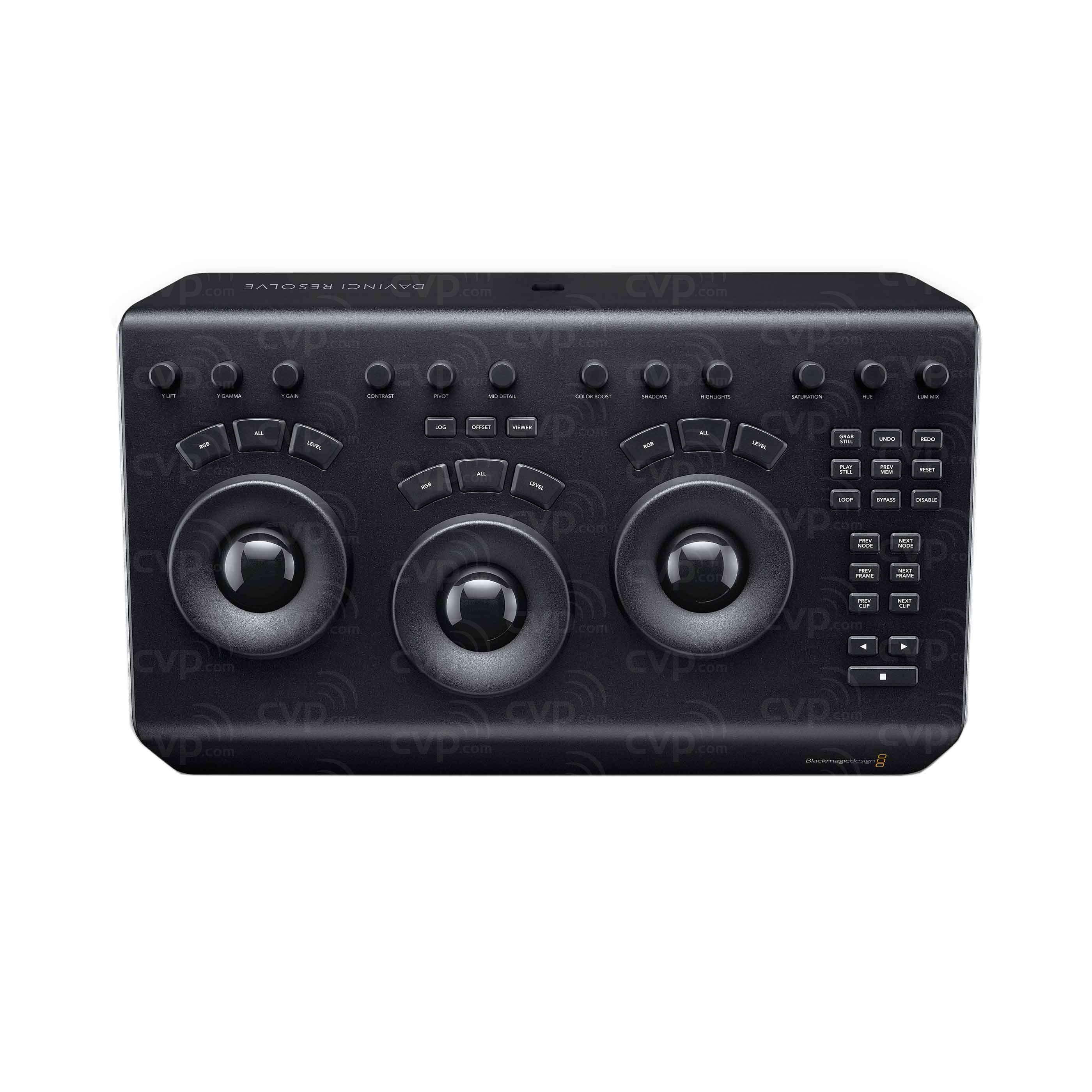 Blackmagic Design DaVinci Resolve Micro Control Panel (p/n BMD-DV/RES/BBPNLMIC)