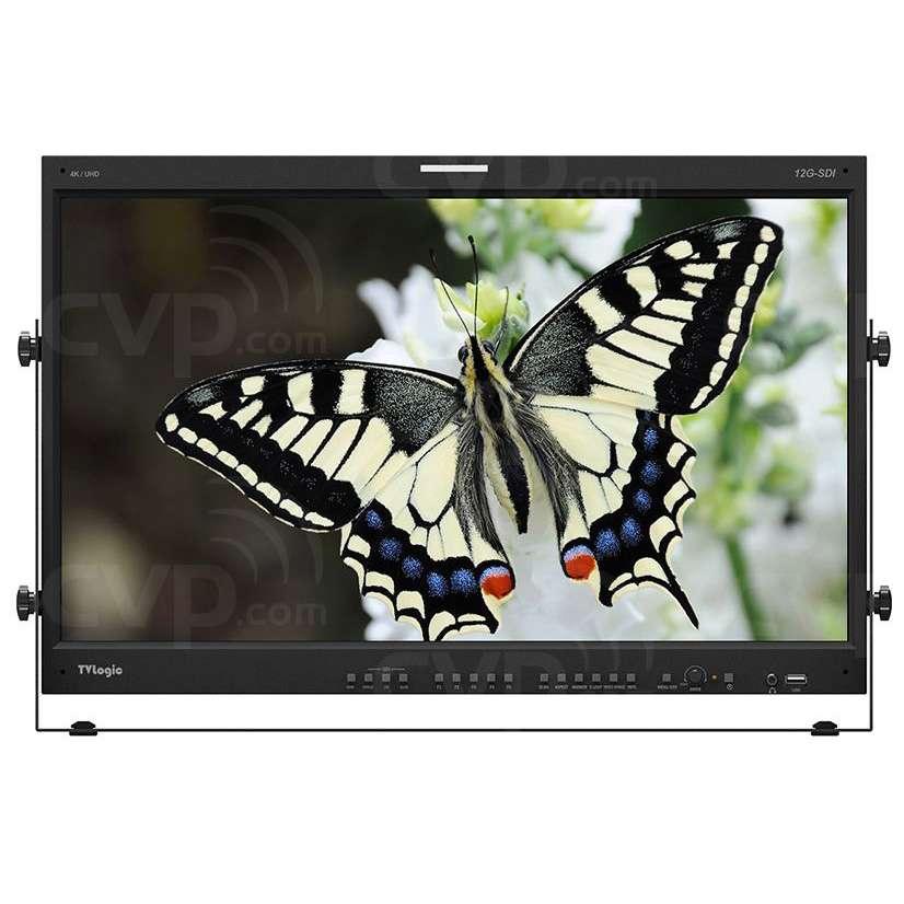 TV Logic (LUM-240G) 24 Inch UHD LCD + 12G-SDI Single