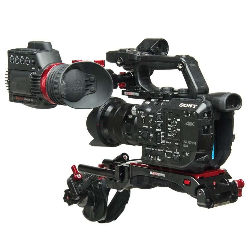 Zacuto Z-S5R-V2 (ZS5RV2) Sony FS5 EVF Recoil