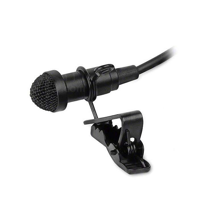 Sennheiser ClipMic Digital Clip-On Microphone for iPhone (p/n 506791)