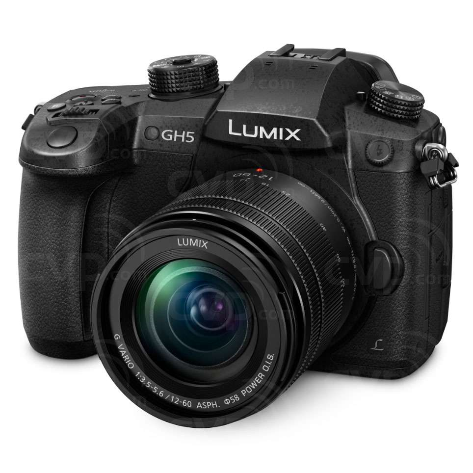 Panasonic GH5 12-60mm f3.5-5.6 Kit