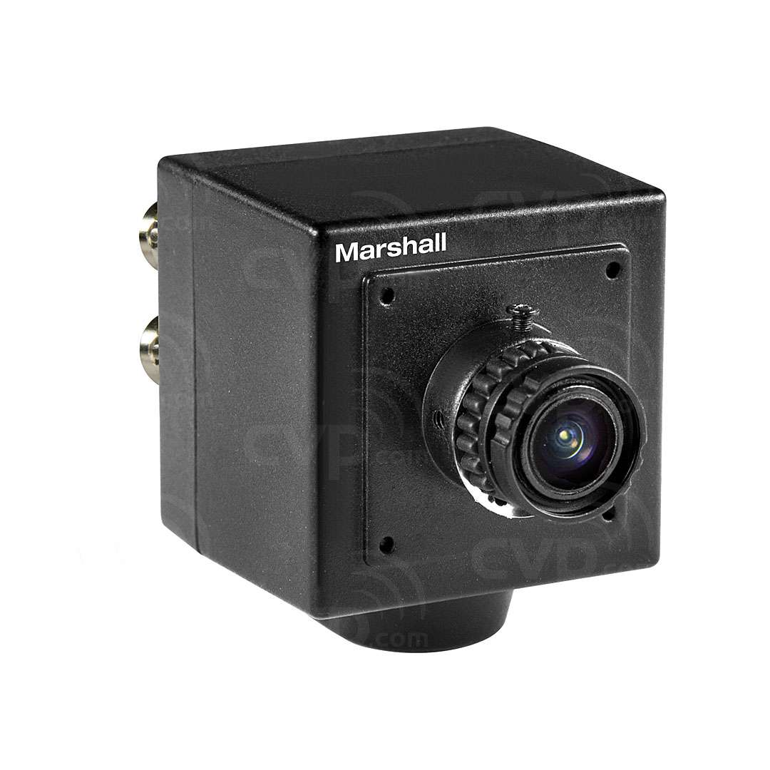 Marshall Electronics CV502-M (CV502M) Full HD (3G/HD-SDI) 2.5MP Mini Broadcast