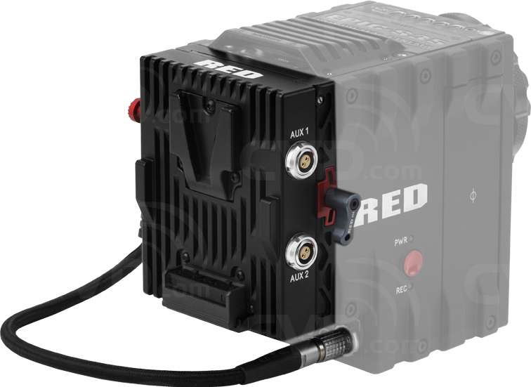 RED Backpack Quickplate Pack - Camera not included