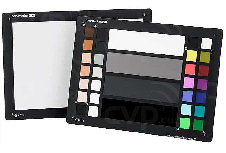 X-Rite MSCCVPR (MS-CCVPR) Colour Checker Video Calibration Tool