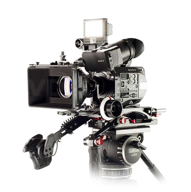 Shape FS7BR Full-Size 15mm LWS Baseplate with HAND3 for Sony