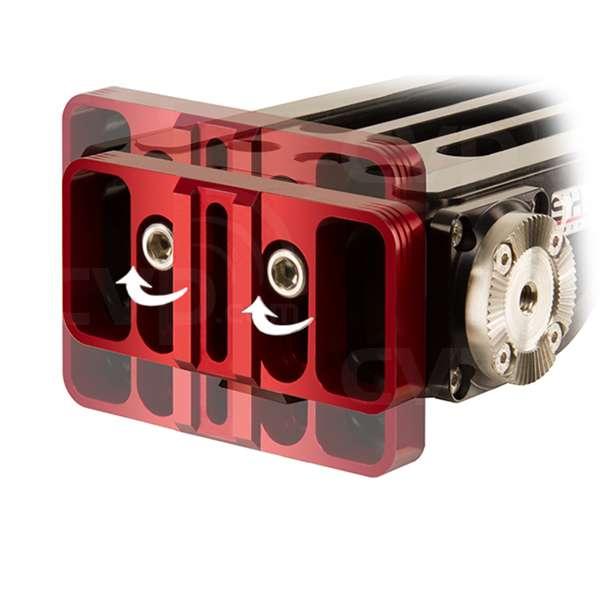 Shape FS7BRFFP - FS7 Rig Bundle - Includes Full-Size 15mm