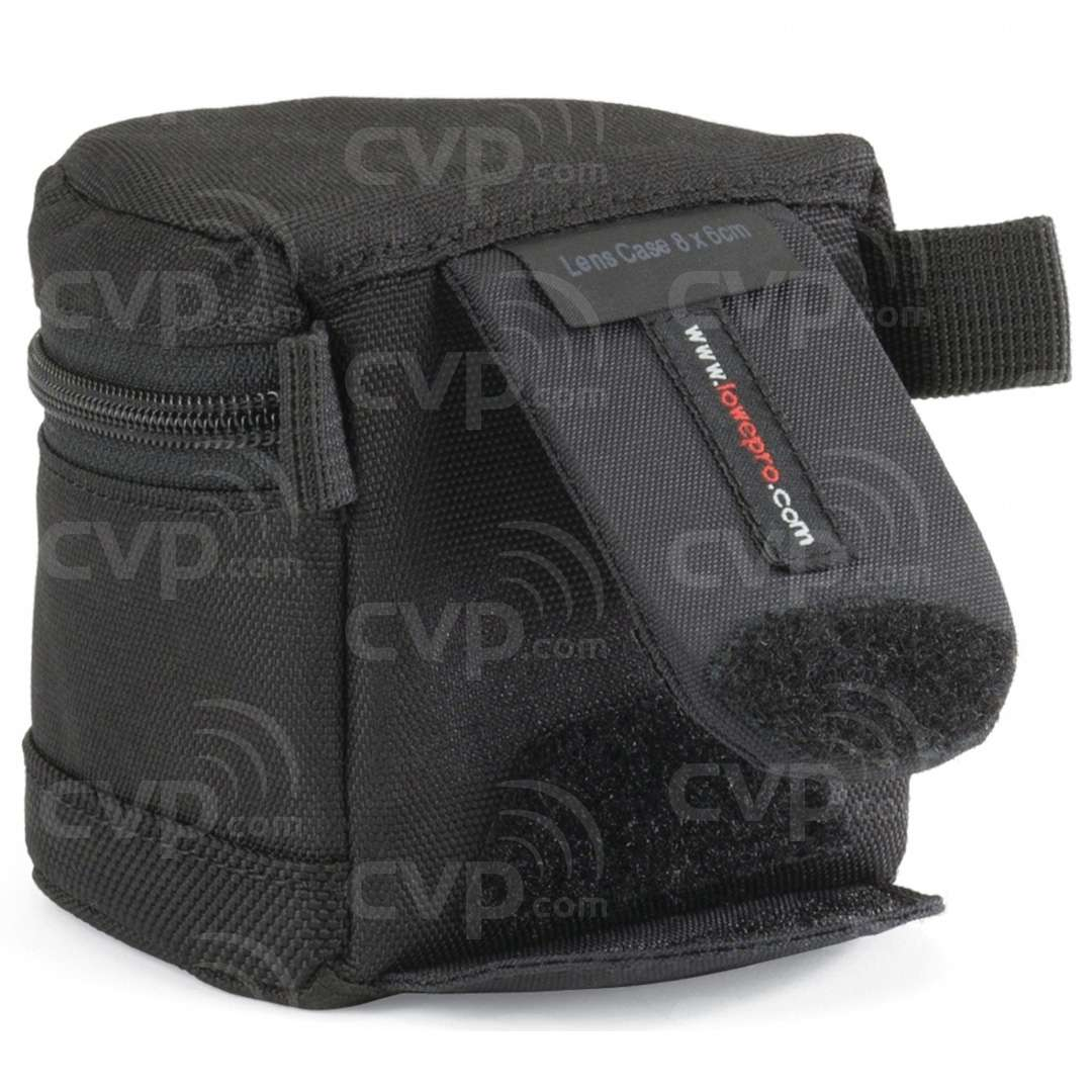Lowepro lens case 8 x 6cm slip lock