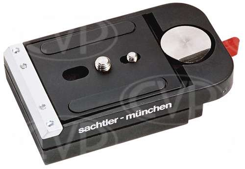 Sachtler 1091 Sandwich Touch and Go adapter plate including Touch
