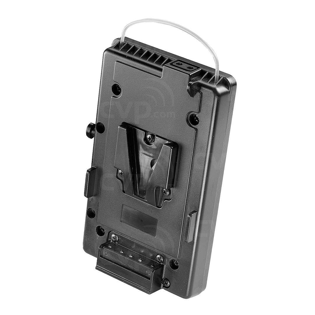 Dedolight DLBCA-V (DLBCAV) Battery Plate with Sony V-mount bracket for