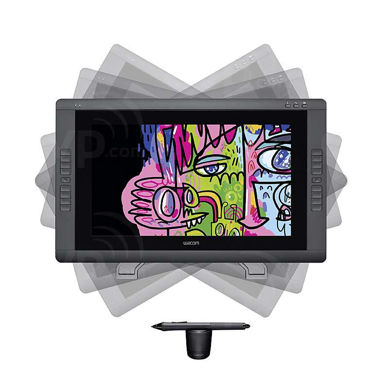 Wacom Cintiq 22HD Interactive Pen Display Mac/Win (p DTK220)